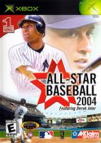 Obal-All-Star Baseball 2004