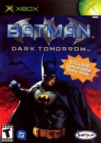 Obal-Batman: Dark Tomorrow
