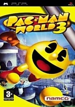 Obal-Pac-Man World 3