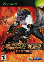 Obal-Bloody Roar: Extreme