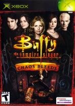 Obal-Buffy the Vampire Slayer: Chaos Bleeds