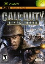 Obal-Call of Duty: Finest Hour