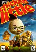 Obal-Disney´s Chicken Little