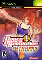 Obal-Dance Dance Revolution: Ultramix