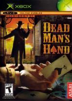 Obal-Dead Man´s Hand