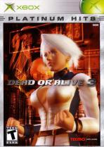 Obal-Dead or Alive 3