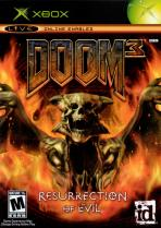 Obal-Doom 3: Resurrection of Evil