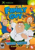 Obal-Family Guy Video Game!