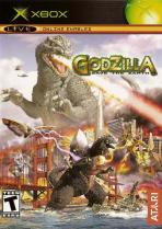 Obal-Godzilla: Save the Earth