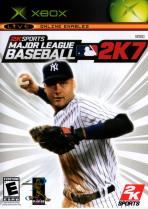 Obal-Major League Baseball 2K7