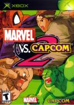 Obal-Marvel vs. Capcom 2: New Age of Heroes