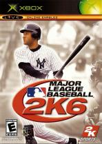 Obal-Major League Baseball 2K6