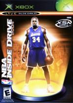 Obal-NBA Inside Drive 2004