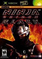 Obal-Ninja Gaiden Black