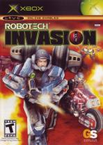 Obal-Robotech: Invasion