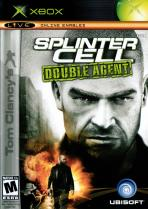 Obal-Tom Clancy´s Splinter Cell Double Agent