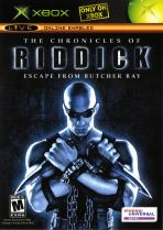 Obal-The Chronicles of Riddick: Escape from Butcher Bay