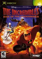 Obal-The Incredibles: Rise of the Underminer