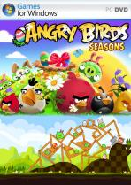 Obal-Angry Birds Seasons