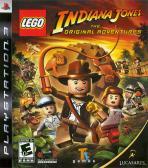 Obal-LEGO Indiana Jones: The Original Adventures