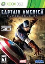Obal-Captain America: Super Soldier