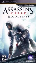 Obal-Assassin´s Creed: Bloodlines