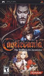 Obal-Castlevania The Dracula X Chronicles