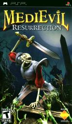 Obal-MediEvil: Resurrection