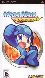 Obal-Mega Man Powered Up