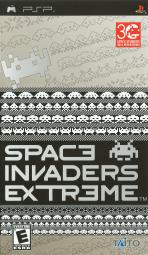 Obal-Space Invaders Extreme