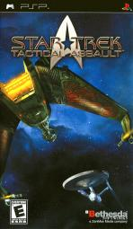 Obal-Star Trek: Tactical Assault