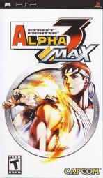 Obal-Street Fighter Alpha 3 MAX