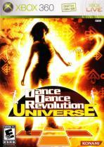 Obal-Dance Dance Revolution Universe