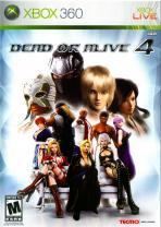 Obal-Dead or Alive 4