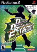Obal-Dance Dance Revolution Extreme