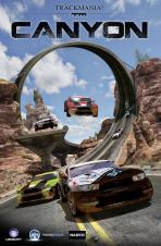 Obal-TrackMania 2 Canyon