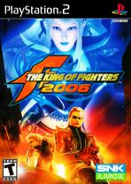 Obal-The King of Fighters 2006