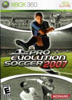 Obal-Pro Evolution Soccer 2007
