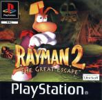 Obal-Rayman 2: The Great Escape