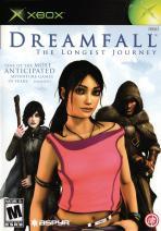 Obal-Dreamfall: The Longest Journey