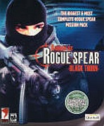 Obal-Tom Clancy´s Rainbow Six: Rogue Spear: Black Thorn