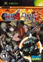 Obal-Metal Slug 4