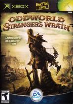 Obal-Oddworld Stranger´s Wrath
