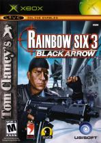 Obal-Tom Clancy´s Rainbow Six 3: Black Arrow