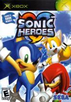 Obal-Sonic Heroes