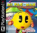 Obal-Ms. Pac-Man Maze Madness