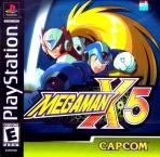 Obal-Mega Man X5