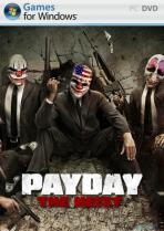 Obal-Payday: The Heist