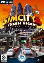 Obal-SimCity 4: Rush Hour