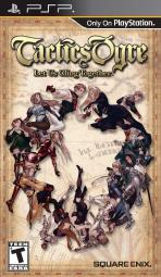 Obal-Tactics Ogre: Let Us Cling Together